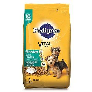 Ração Pedigree Vital Pro Para Cães Filhotes De Raças Pequenas