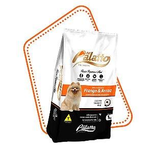Ração palatto - Cães raças pequenas e mini premium
