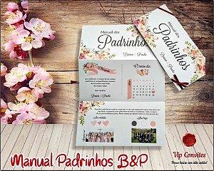 MANUAL PADRINHOS B&P  (MÍNIMO 10 UNIDADES)