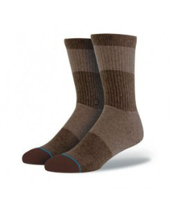 Meia Stance Spectrum Brown