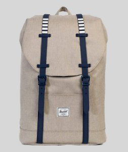 Mochila Herschel Supply Co. Retreat Khaki 14L