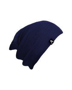 Gorro Beanie Action Clothing Azul Marinho (Dual Basic)