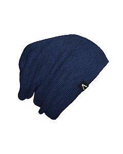 Gorro Beanie Action Clothing Azul Mescla (Dual Basic)