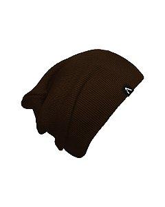 Gorro Beanie Action Clothing Marrom (Dual Basic)
