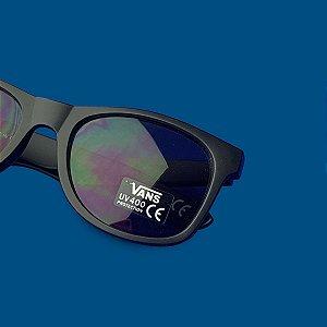 Óculos Vans Spicoli - Preto Fosco - The ONE