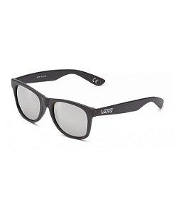 Óculos Vans Spicoli Preto Fosco/Espelhado