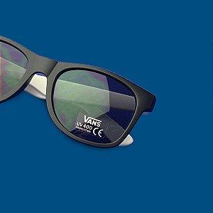 Óculos Vans Spicoli - Preto/Branco -The ONE