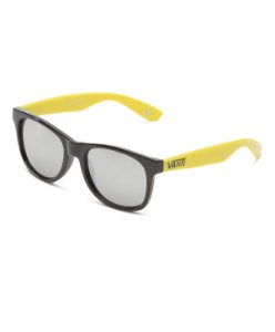 Óculos Vans Spicoli Preto/Verde Limão