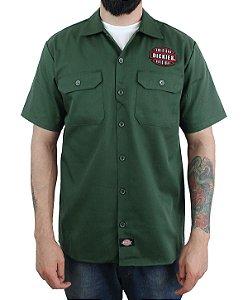 Camisa Dickies Twill Soft Militar