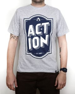 Camiseta Action Clothing Gatsby