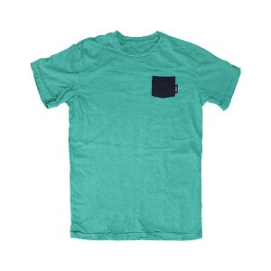 Camiseta Action Clothing Pocket MENTA