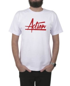 Camiseta Action Clothing Script