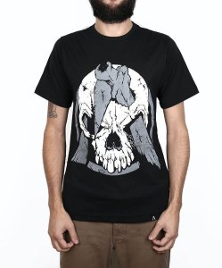 Camiseta Action Clothing Skull