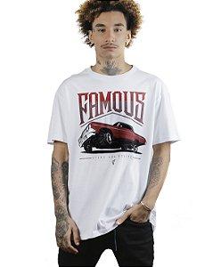 Camiseta Famous Juced Branca
