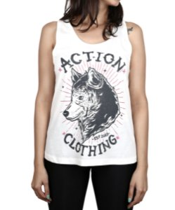 Regata Feminina Action Clothing Loyal
