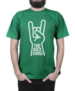 Camiseta blink-182 The Rock Show Verde
