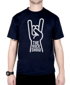 Camiseta blink-182 The Rock Show Marinho