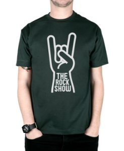 Camiseta blink-182 The Rock Show Musgo