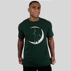 Camiseta AVA The Poet Musgo