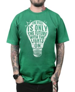 Camiseta blink-182 Baby Come On Verde