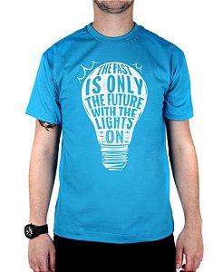 Camiseta blink-182 Baby Come On Turquesa