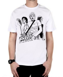 Camiseta blink-182 Forever And Ever Branca