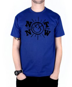 Camiseta blink-182 Not Now Royal