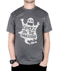 Camiseta blink-182 Ghost On The Dancefloor Chumbo