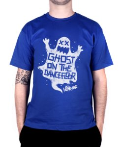 Camiseta blink-182 Ghost On The Dancefloor Royal