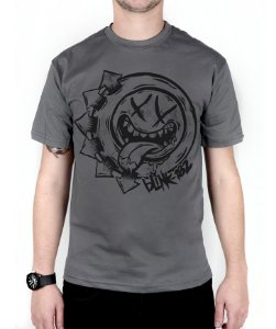 Camiseta blink-182 Smile Hungry Chumbo