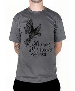 Camiseta blink-182 Dumpweed Chumbo