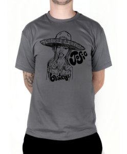Camiseta blink-182 Josie Chumbo