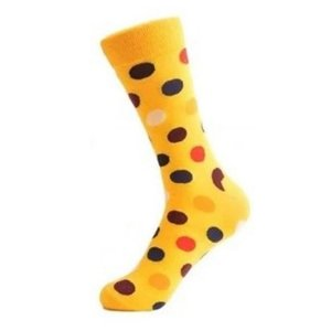 Meia Really Socks Big Dots
