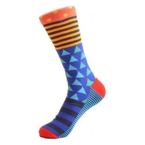 Meia Really Socks Colorful