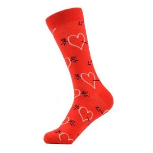 Meia Really Socks Red