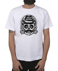 Camiseta Bleed American Mexican Branca
