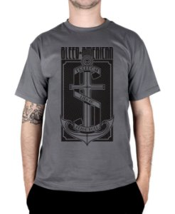 Camiseta Bleed American The Anchor Chumbo