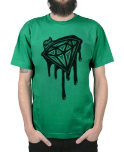 Camiseta Bleed American Shine Diamond Bandeira
