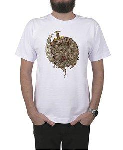 Camiseta Bleed American Beast Branca