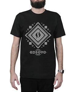 Camiseta Kosovo Shackquad Preta
