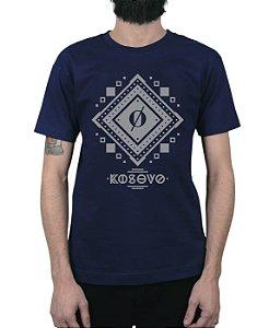 Camiseta Kosovo Shackquad Marinho