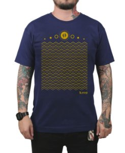 Camiseta Kosovo Waves Marinho
