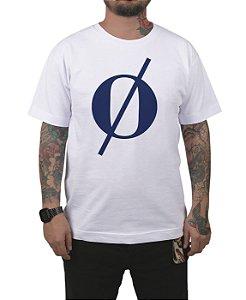 Camiseta Kosovo Vintage Logo Branca