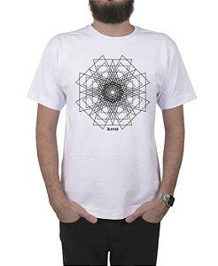 Camiseta Kosovo Pyramid Branca