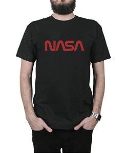 Camiseta Nasa Preta