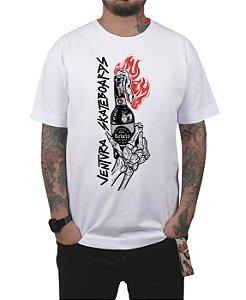 Camiseta Ventura Molotov Branca