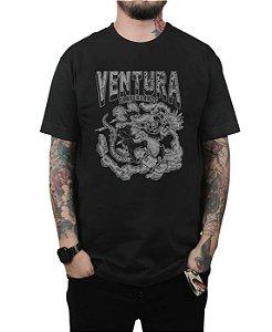 Camiseta Ventura Lester Preta