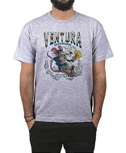 Camiseta Ventura Lester Cinza Mescla