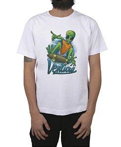 Camiseta Ventura UFO Branca