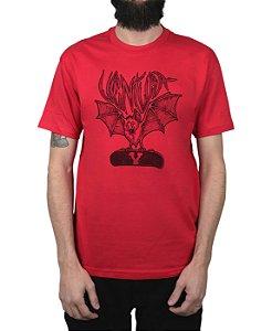 Camiseta Ventura Northwest Bat Vermelha